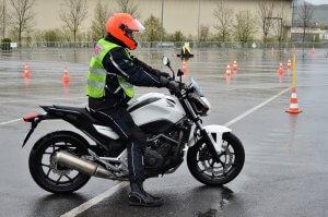 Fahrsicherheitstraining - Motorrad