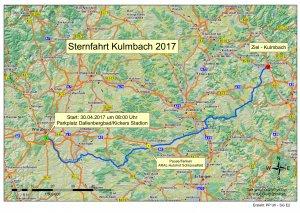Sternfahrt 2017