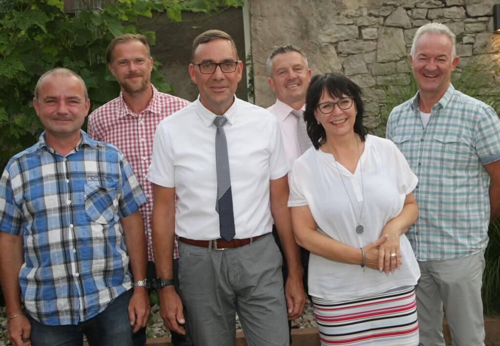 Vorstand Verkehrswacht Kitzingen