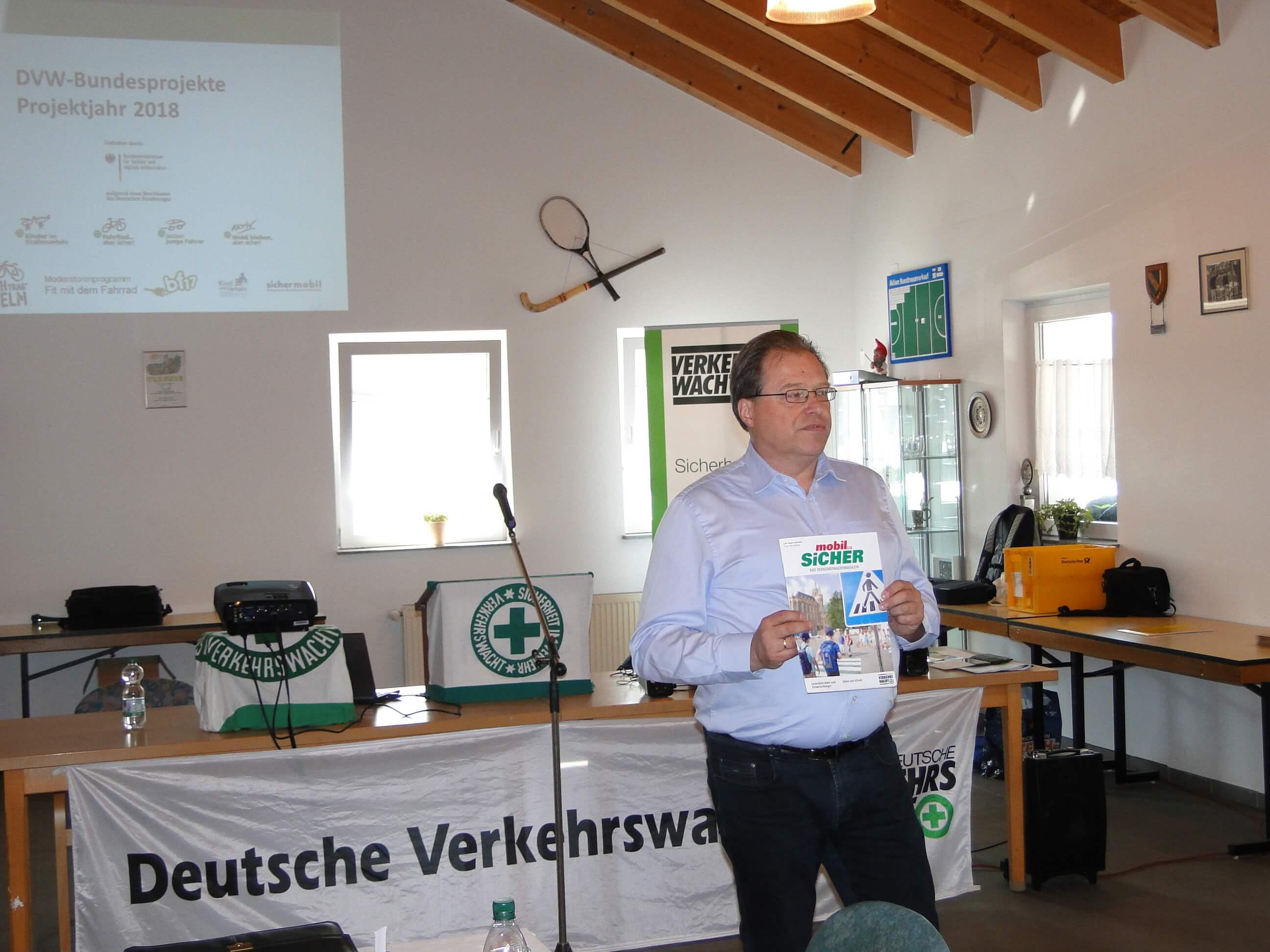 Bezirksversammlung Verkehrswacht-Kitzingen