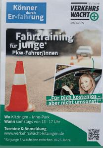 Fahrtraining für Pkw